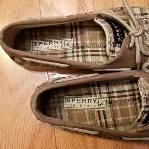 Sperry Shoes - Sperry Top Sider, Tan Women's Shoe